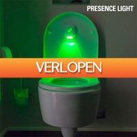 GroupActie.nl: Sensor LED-verlichting voor je toilet