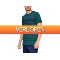 Avantisport.nl: Under Armour Sportstyle Stripe Tee
