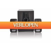 LIDL.nl: PC-speakerset 3W + 2x 1 W