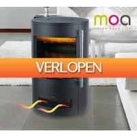 Koopjedeal.nl 2: Luxe MOA Design vrijstaande sfeerhaard