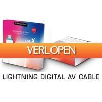 MargeDeals.nl: Digitale lightning AV kabel