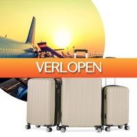 DealDigger.nl 2: Set van 3 reiskoffers
