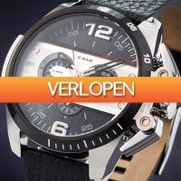 Watch2day.nl: Diesel Ironside Biker Chronograph DZ4361