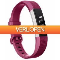 Coolblue.nl 2: Fitbit Alta HR Roze - S