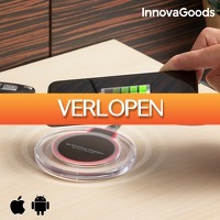 GroupActie.nl: InnovaGoods Qi draadloze oplader
