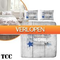 Euroknaller.nl: The Cotton Collection dekbedovertrekset
