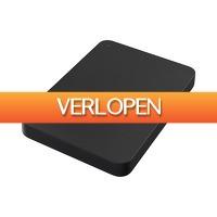 Expert.nl: Toshiba externe harde schijf Canvio Basics 4TB zwart