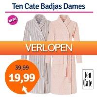 1dagactie.nl: Ten Cate dames badjas
