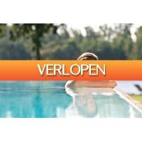 Travelberry: Verblijf incl. dagentree wellnessresort Veluwse Bron