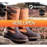 Koopjedeal.nl 2: Waterdichte lederen Travelin outdoorlaarzen