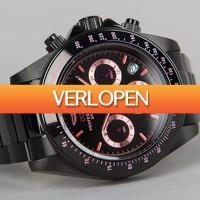 Watch2day.nl: Invicta Speedway Chronographs
