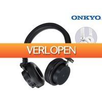 iBOOD.be: Onkyo H500BT draadloze koptelefoon