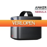 iBOOD Electronics: Anker Nebula Mars II draagbare HD beamer