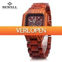 Uitbieden.nl 2: Bewell ZS - 001 A horloge