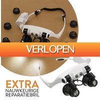 Slimmedealtjes.nl: Vernieuwde reparatiebril