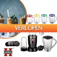 GroupActie.nl: Herzberg HG-6001 21-delige blender