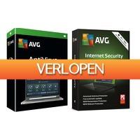 Groupon 3: AVG 2019 voor 3 PC's voor 2 jaar