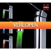 Koopjedeal.nl 2: 2 x LED kraanverlichting met sensor