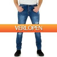 Brandeal.nl Casual: Edo jeans met steekzakken