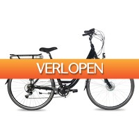 Matrabike.nl: Stokvis E-City S6 fiets