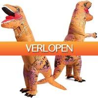 MegaGadgets: Opblaasbaar T-Rex pak