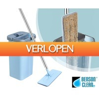 Voordeelvanger.nl 2: Benson clean flat mop