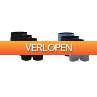 ActievandeDag.nl 1: 4 x Pierre Cardin boxershorts