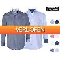 Groupdeal: Donadoni Italian overhemd