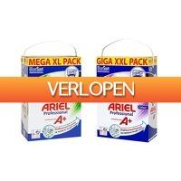 Groupon 1: Ariel Professional 265 wasbeurten
