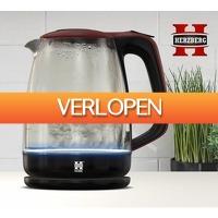 Koopjedeal.nl 2: Krachtige Herzberg waterkoker