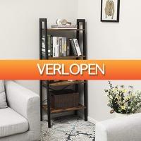 Dealwizard.nl: Vintage look boekenkasten