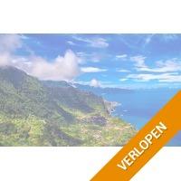Kom naar het prachtige Madeira