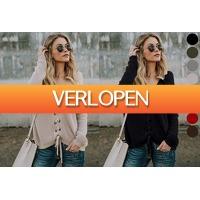 VoucherVandaag.nl: Laced sweater