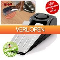 voorHEM.nl: Deurstopper met alarm