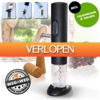 voorHAAR.nl: Automatische wijnflesopener