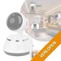 Op afstand bestuurbare IP-camera