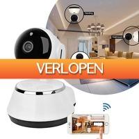 Slimmedealtjes.nl: Op afstand bestuurbare IP-camera