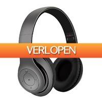 GroupActie.nl: GMB Audio Praha draadloze koptelefoon