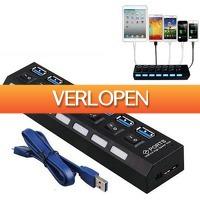 Dennisdeal.com: USB 3.0 HUB + power adapter