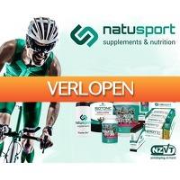 Groupdeal 2: NatuSport Supplementen- en Voedingspakket