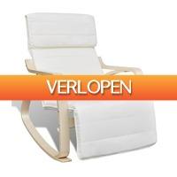 VidaXL.nl: vidaXL schommelstoel