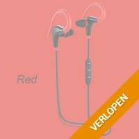Draadloze Bluetooth sport oordopjes