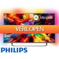 Groupdeal: Philips 50PUS7303 Ambilight Smart-TV