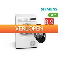 iBOOD Electronics: Siemens warmtepompdroger