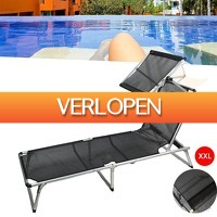 Wilpe.com - Outdoor: Design lounger ligbed