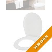 Softclose toilet bril
