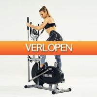 Befit2day.nl: Multifunctionele crosstrainer