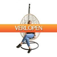 Xenos.nl: Hangstoel swing naturel