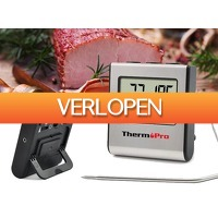 DealDonkey.com 3: Thermo Pro digitale vleesthermometer