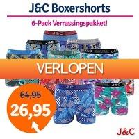 1dagactie.nl: JC boxershorts verrassingspakket
